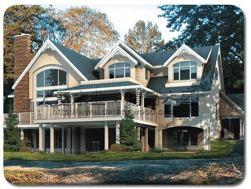 轻型木屋别墅