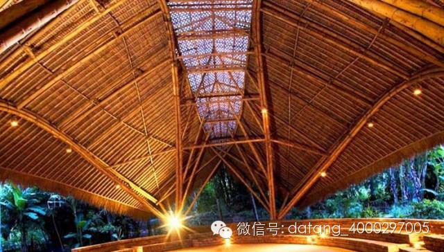产品展示 > 轻型木屋  印尼:在竹屋中学习